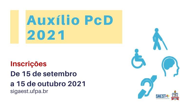 UFPA publica edital para solicitação do Auxílio PcD 2021